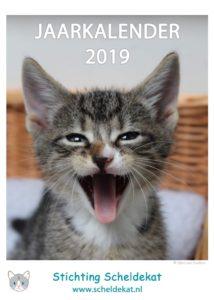 Bestel nu de jaarkalender 2019!